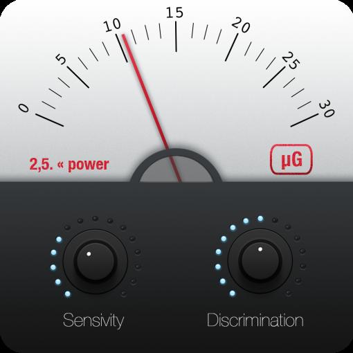 Power Line Detector Icon